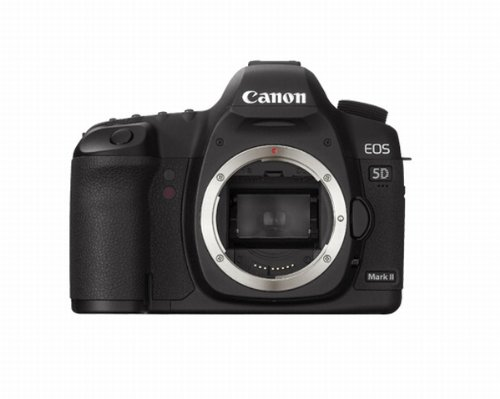 z.B. Canon EOS 5D Mark II body