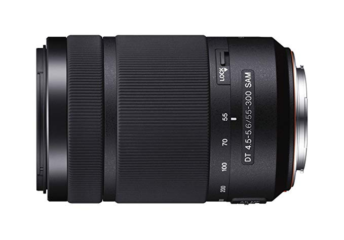 Sony SAL 55-300mm 1:4,5-5,6 DT SAM